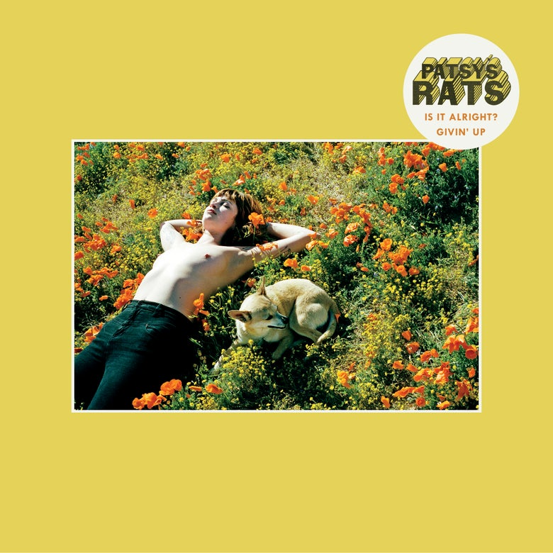 "Image of PATSY'S RATS - IS IT ALRIGHT? (7"")"