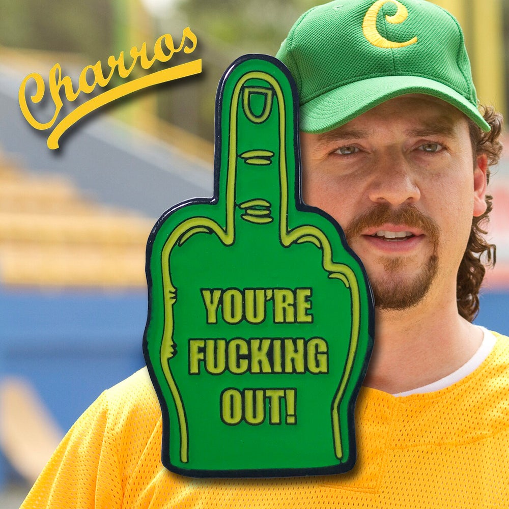 Image of Kenny Powers Foam Finger