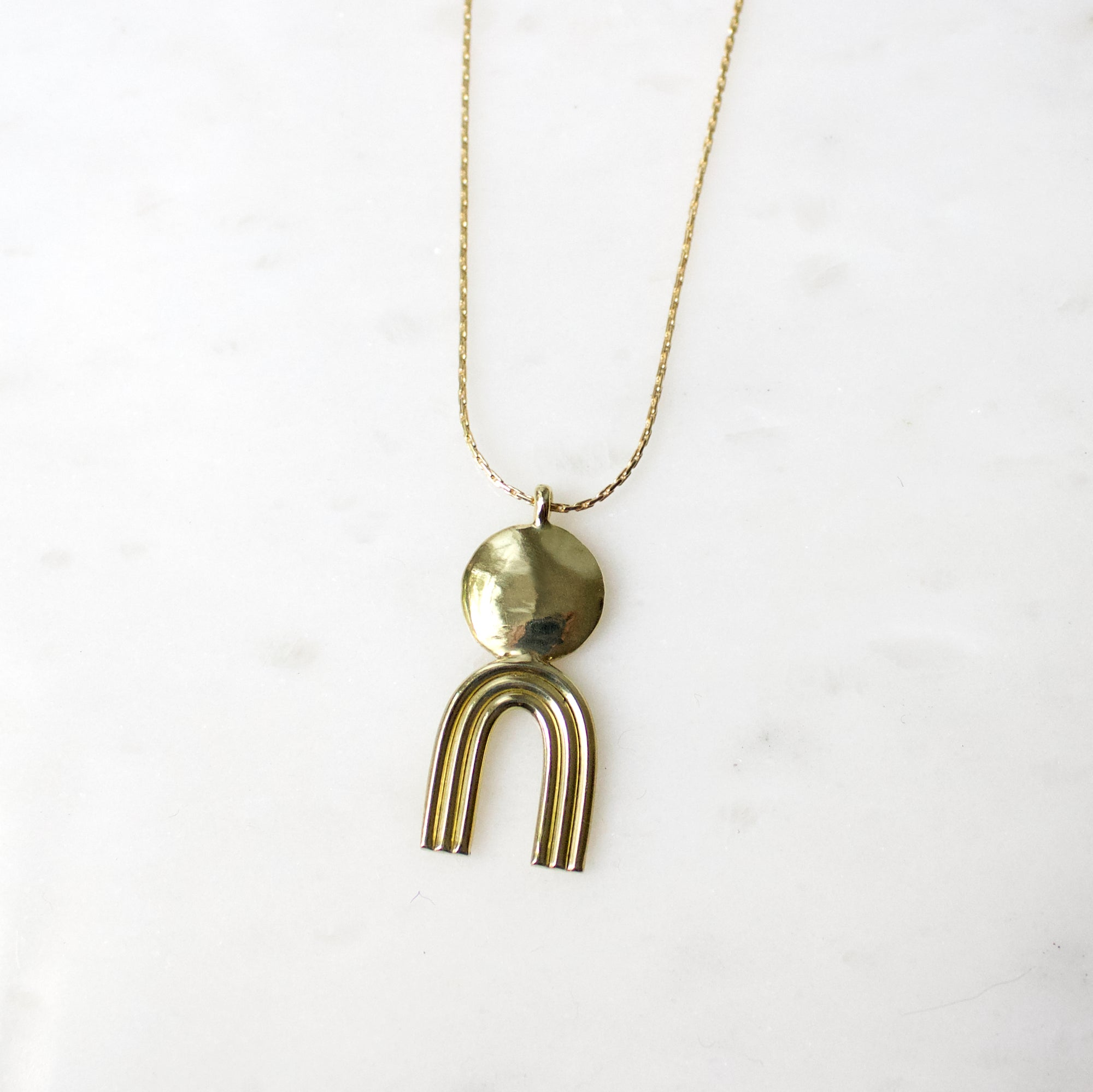 buy black tribes pendant india necklace thread brass product with