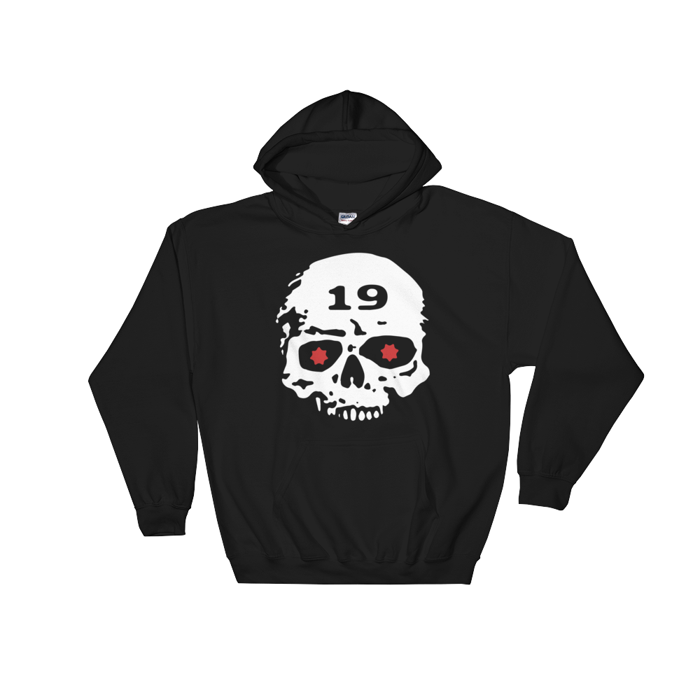 Image of Squad19 Skateboards Pullover Hoodie
