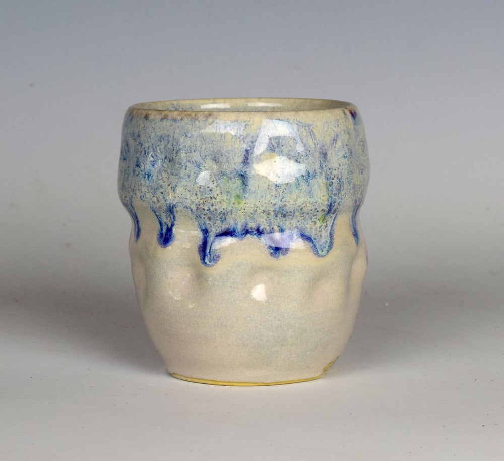 Image of Cobalt Cascade Tumblers #3