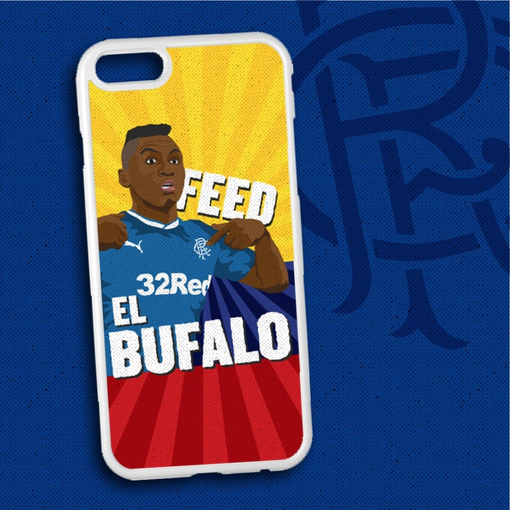 Image of Feed El Bufalo phone case