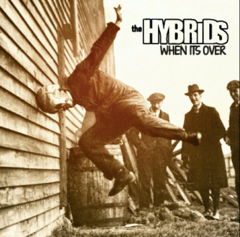 "Image of Hybrids  ""When It's Over""  12""  LP"