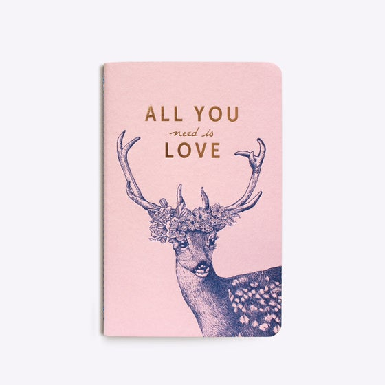"""Image of CARNET COUSU """"ALL YOU NEED IS LOVE"""""""