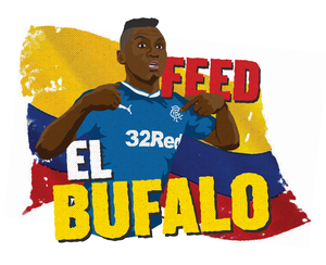 Image of Feed El Bufalo mug