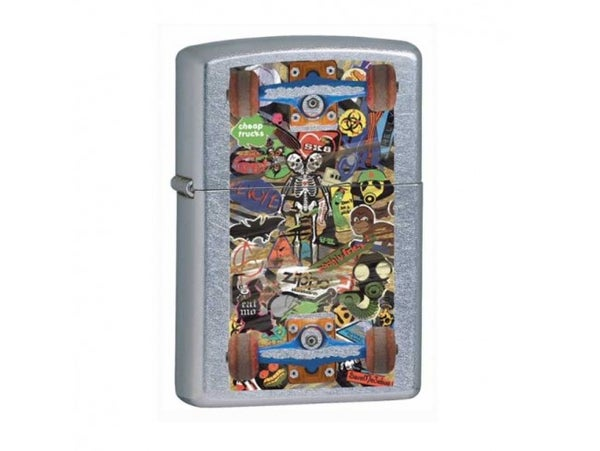 Image of ZIPPO SKATEBOARD GRAFFITI LIMITED EDITION