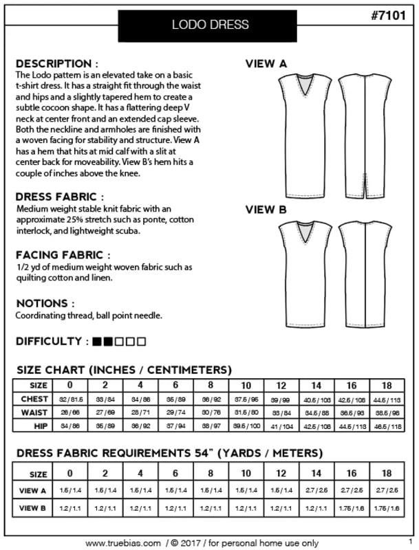 Image of LODO DRESS (PAPER)