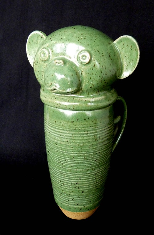 Image of Sheldon, the Green Monkey