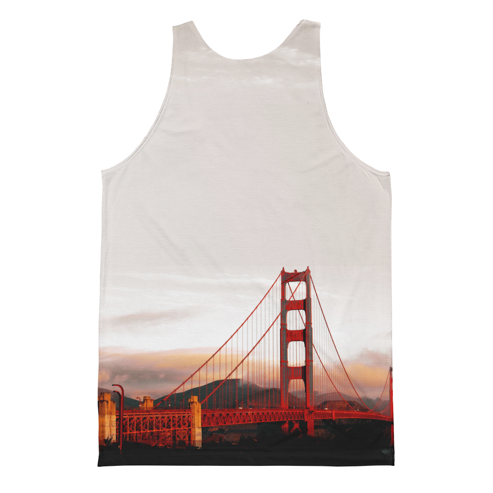 Image of Mens Golden Gate Tank