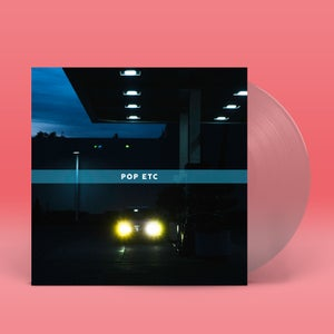 "Image of Routine 7"" Clear Vinyl"