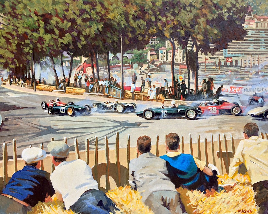 Image of 'Monaco Dream'