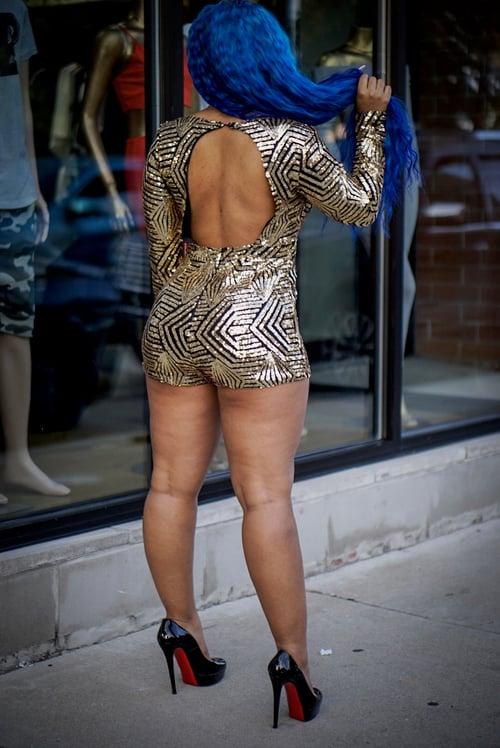 Image of Sparkle Bodysuit