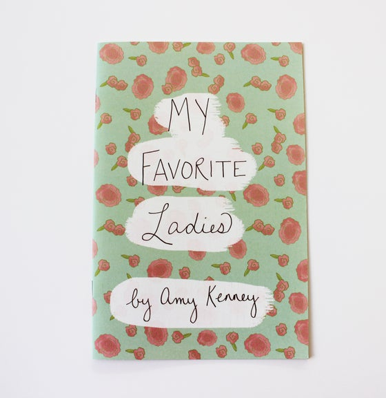 Image of My Favorite Ladies Zine