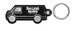 Image of Rolling Heavy Hauler KeyRing.