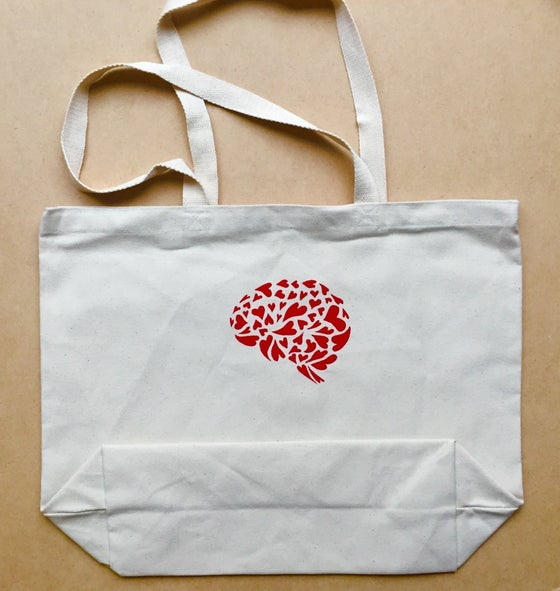 Image of brain tote