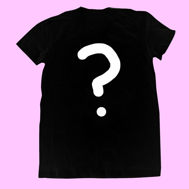 Image of MYSTERY T-SHIRT
