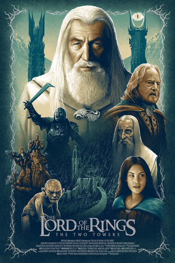 Image of LOTR -THE TWO TOWERS
