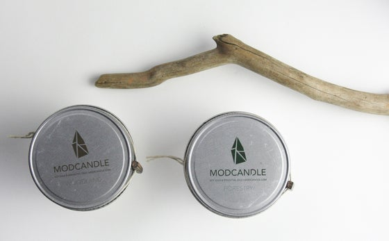 Image of Environment Candles Set of 2