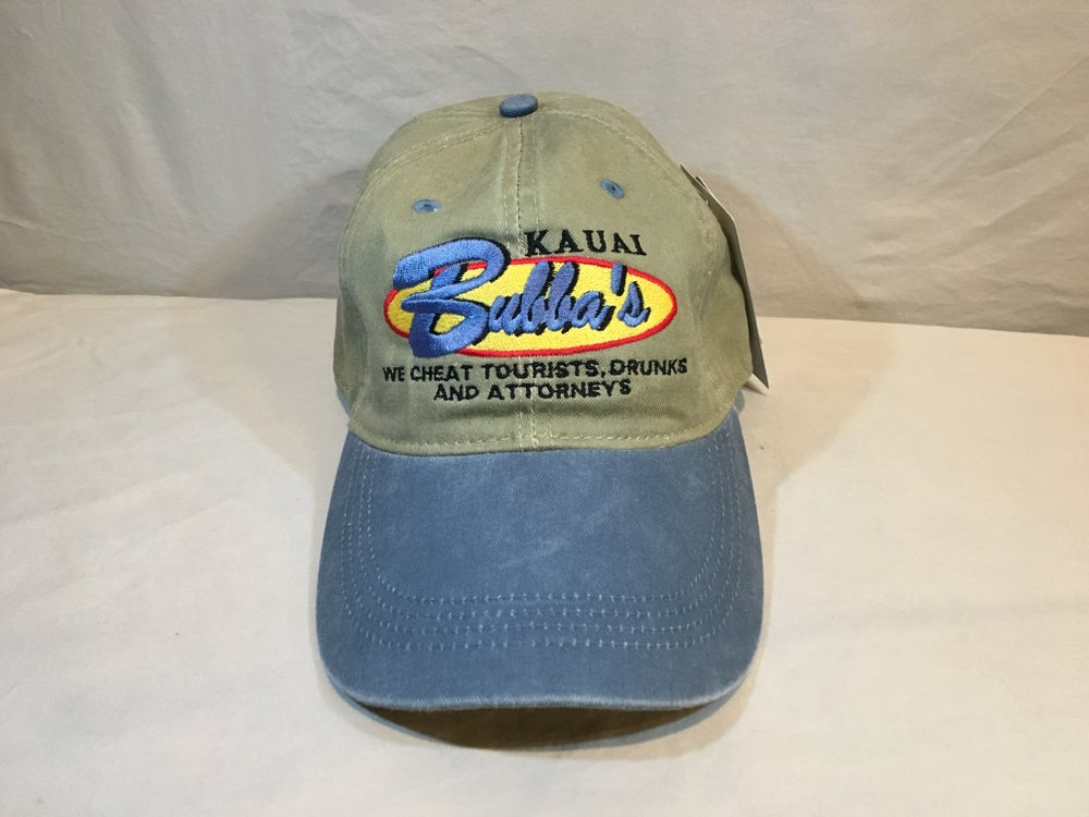 Image of Original Logo Hat - Khaki/Denim
