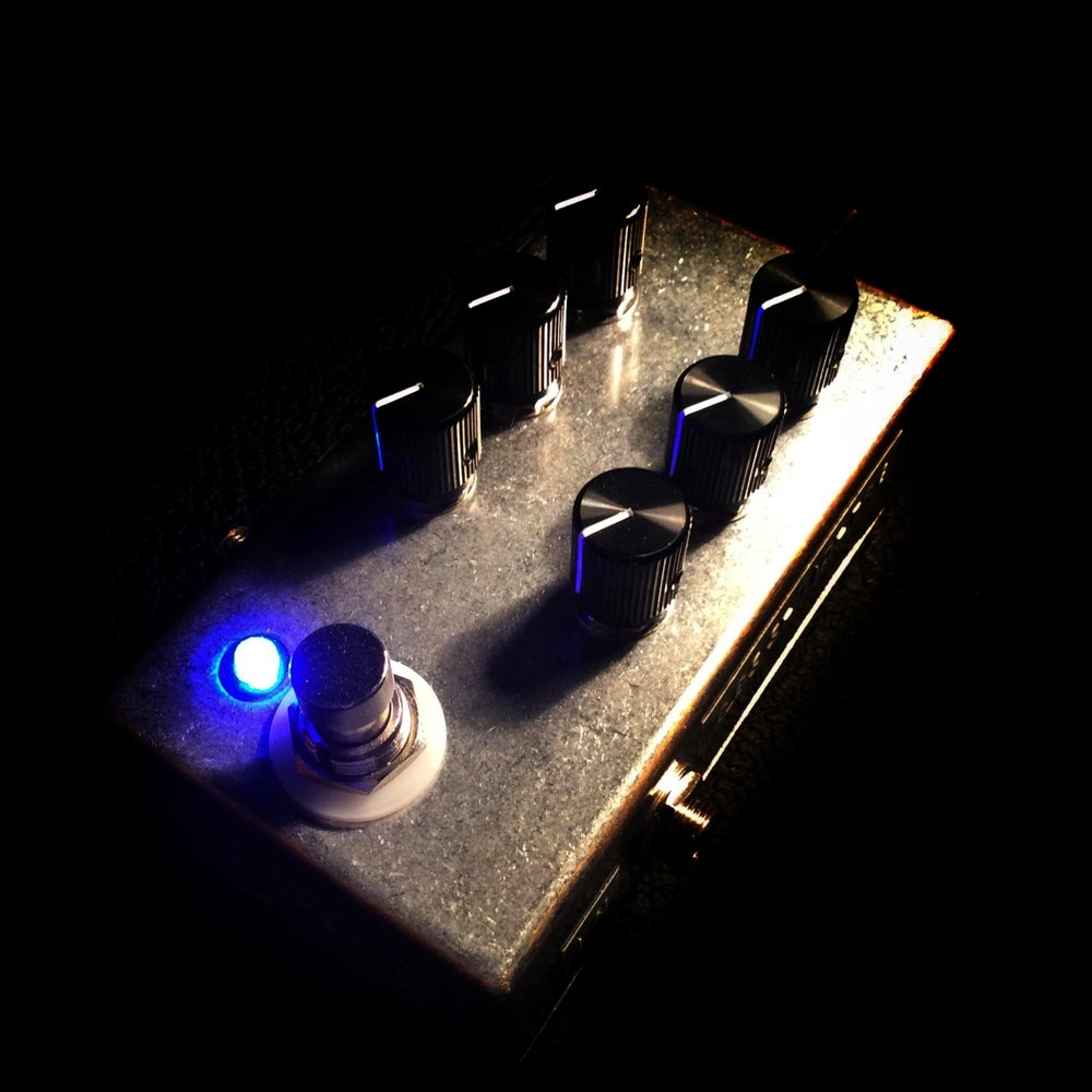 Image of UPA-01 Overdrive/Distortion