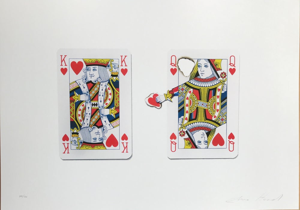 Image of King of Hearts (limited edition print)