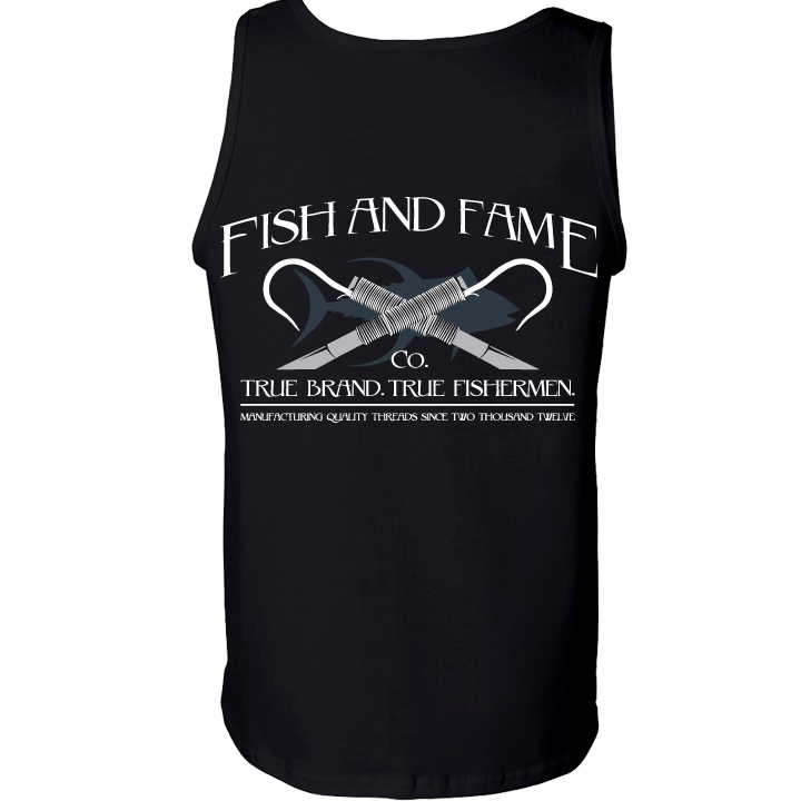 Image of Classic Gaff Tank Top (black)
