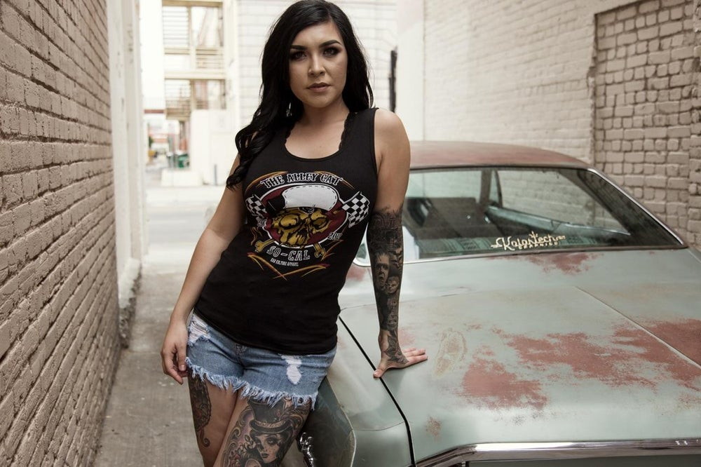 Image of The Alley Cat Girls OG tank