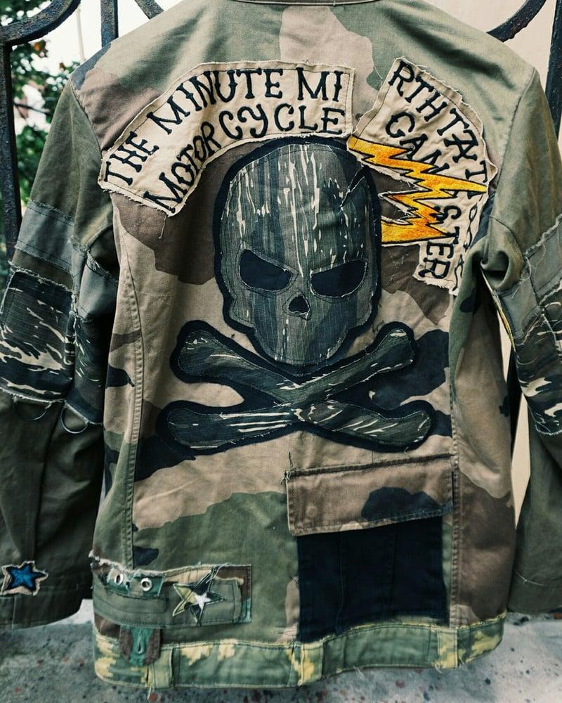 Image of Armageddon Cargo Jacket