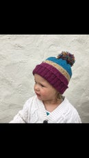 Image of Girls' Donegal Beanies