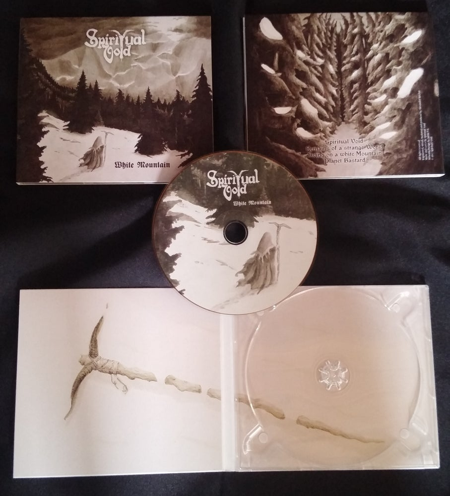Image of White Mountain CD
