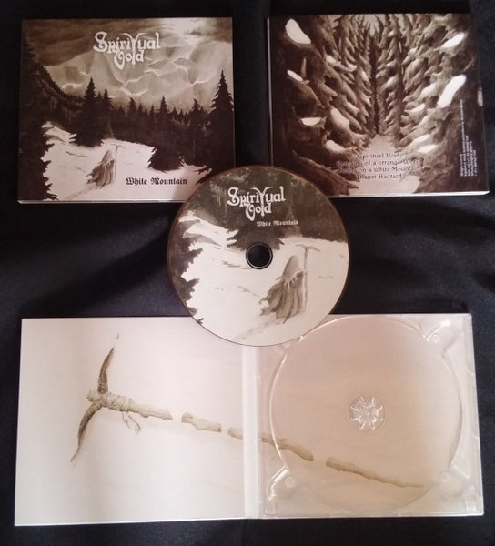 Image of White Mountain CD