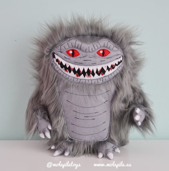 Image of Critter plush toy