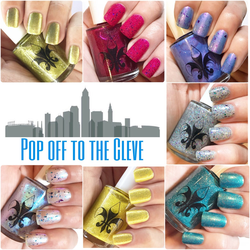 Image of Pop Off to the Cleve Collection