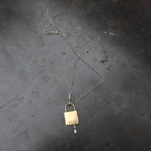 Image of UDDER BAG NECKLACE
