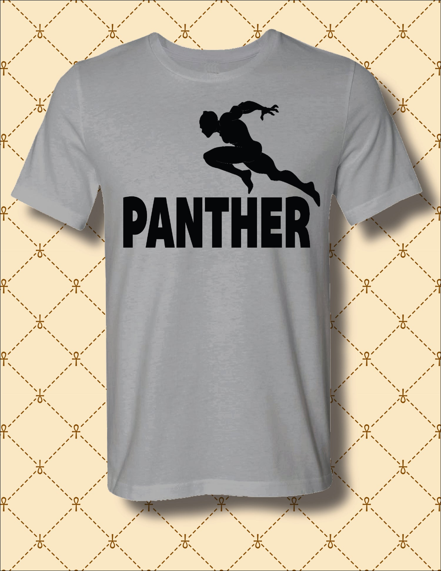 Image of MEN'S BLK PANTHER LIMITED EDITION TSHIRT