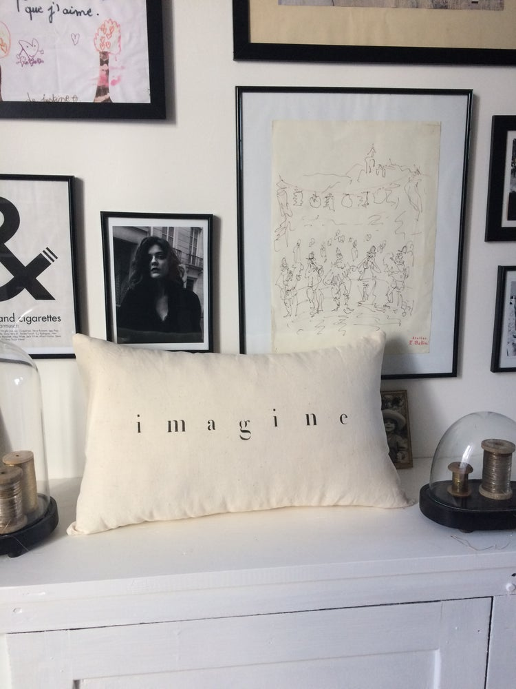 Image of coussin imagine