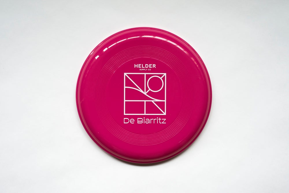Image of De Biarritz X Helder Supply - Freesbee