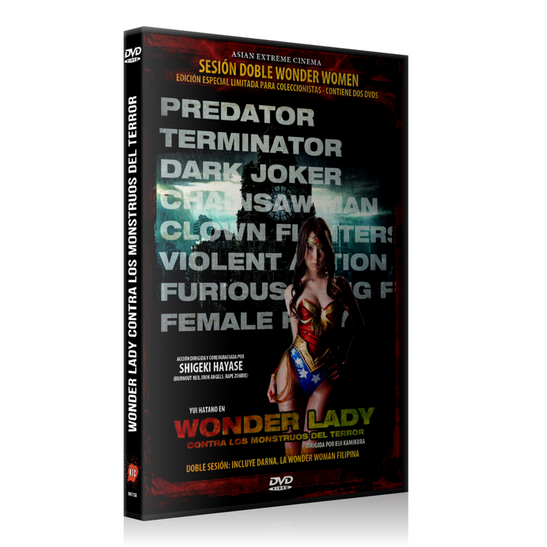 Image of Doble Pack Wonder Women (2 DVD)