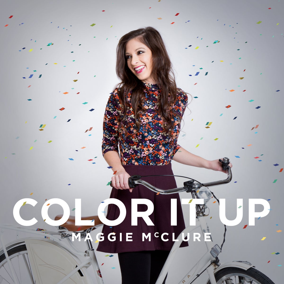 "Image of Maggie McClure New EP ""Color It Up"" Limited Edition"