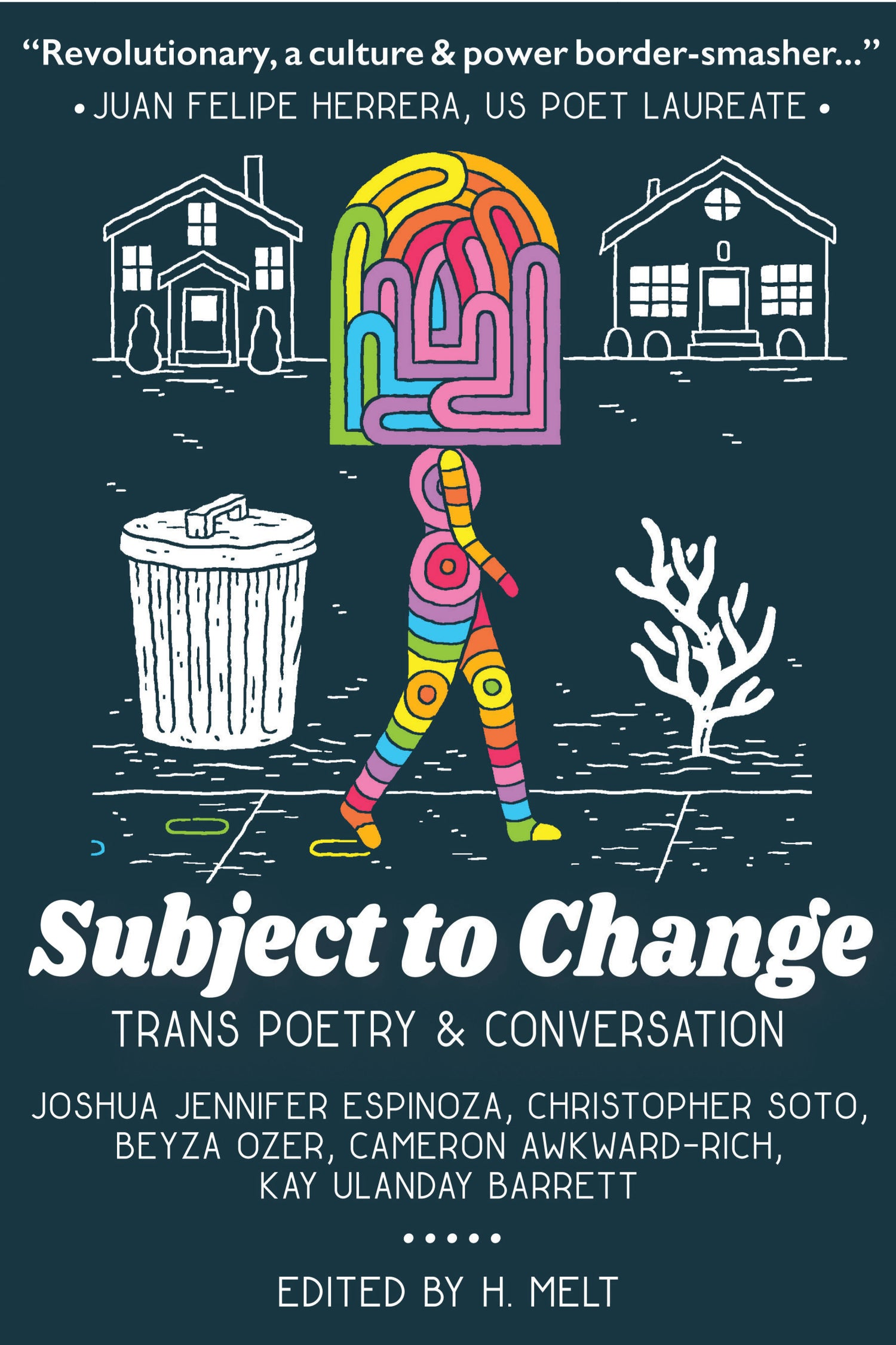 Image of Subject to Change: Trans Poetry & Conversation