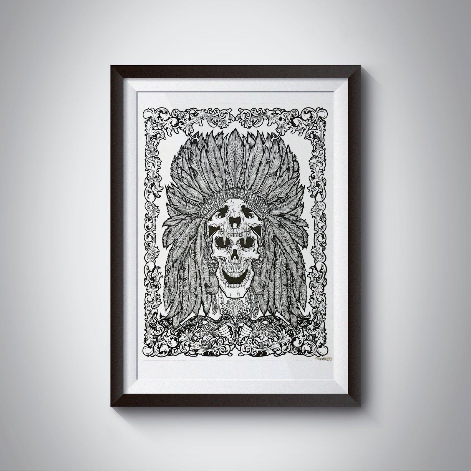 The Dead Chief