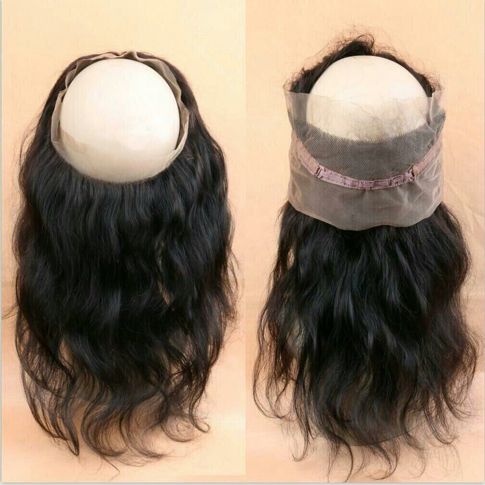 Image of malaysian bodywave closure/frontal/360 frontal