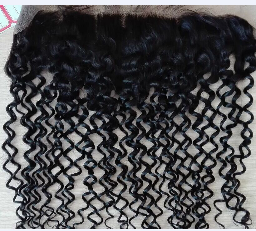 Image of malaysian deepcurly closure/frontal