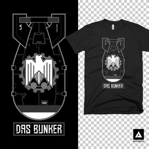 Image of DB x Dustrial Woman's H-Bomb Tee