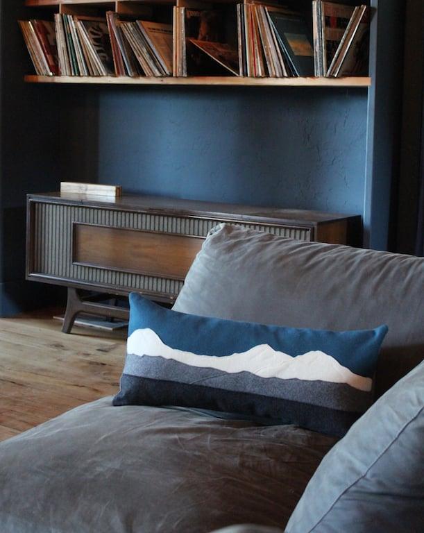 Image of Custom HLSCo Landscape Cushion