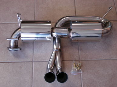 Image of 2000-2005 Toyota MR-S Lotus Style Exhaust