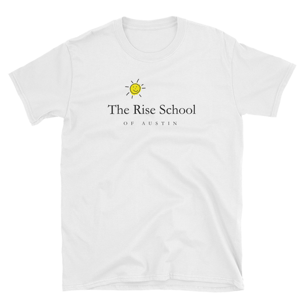 Image of Rise Next Level Poly/Cotton Tee