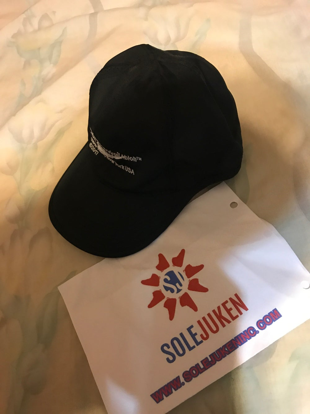 www.solejukeninc.com — OFF WHITE X NIKE OFF CAMPUS HAT
