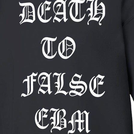 Image of DB x ID:UD Death to False EBM Crewneck