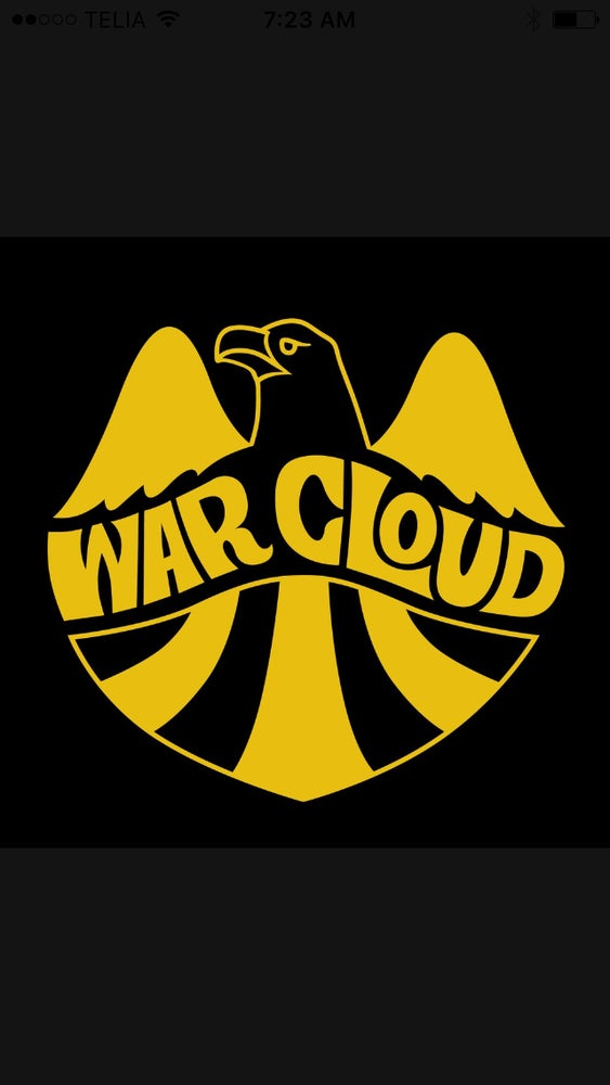 Image of War Cloud - War Cloud CD